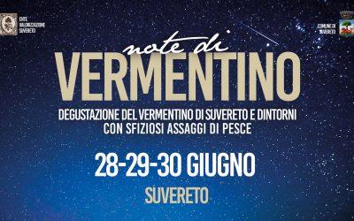 NOTE DI VERMENTINO 2019