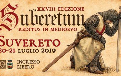 SUBERETUM REDITUS IN  MEDIOEVO 2019