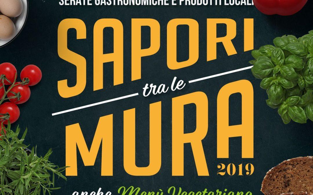 SAPORI TRA LE MURA 2019