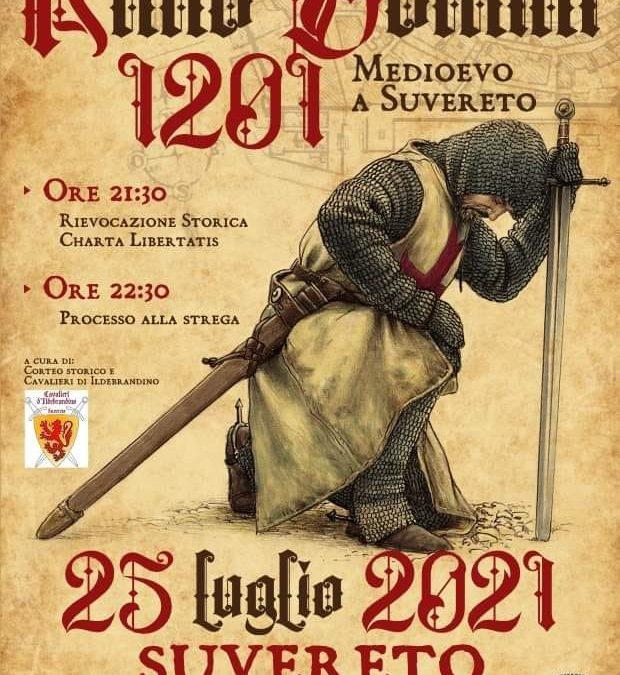 ANNO DOMINI 1201